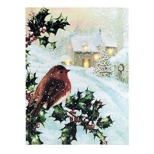 Blancheporte Svietiaci obrázok vtáčiky vták