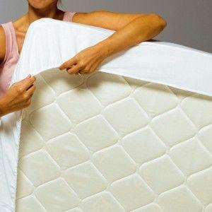 Blancheporte Pružná ochrana matraca, štandard biela 160x200cm standard