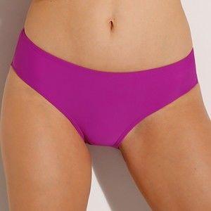 Blancheporte Plavkové nohavičky midi purpurová 36