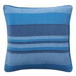 Blancheporte Obliečka na vankúšik, sada 2 ks modrá obliečka na vank. 2ks 40x40 cm