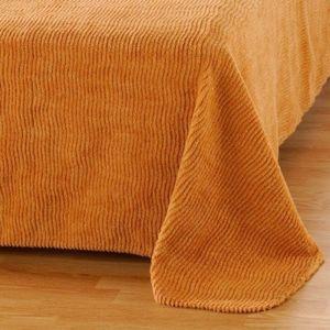 Blancheporte Prikrývka na posteľ, kvalita de luxe sv.hnedá 220x250cm