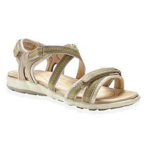 Blancheporte Vychádzkové sandále béžová 37