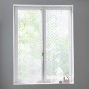 Blancheporte Vitrážové záclonky rovné, 2 ks biela 44x90cm