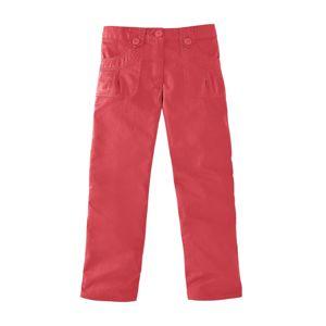 Blancheporte 7/8 nohavice klasického strihu tomatová 46