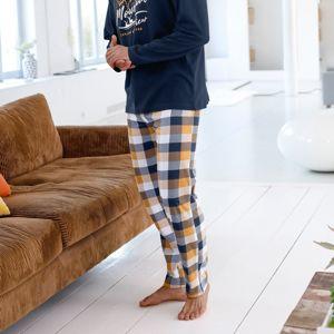 Blancheporte Pyžamové nohavice, vzor kocky kocka 40/42